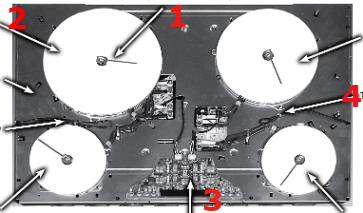 Устройство индукционной плиты ремонт