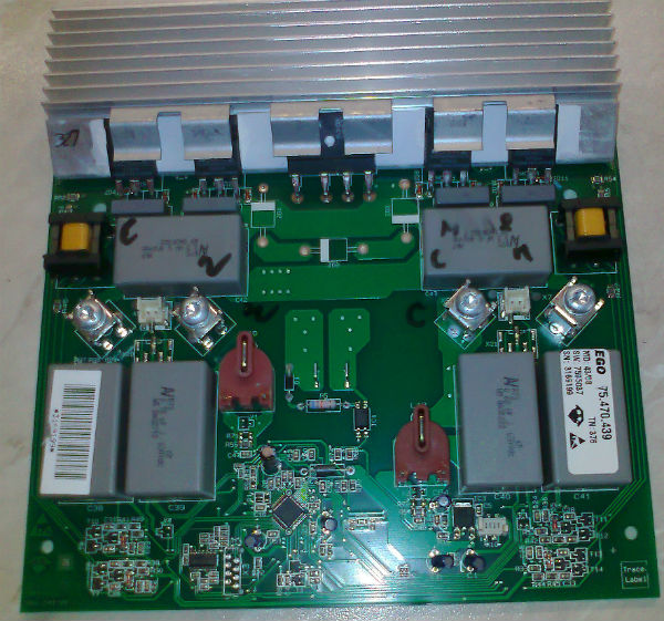 Ремонт плит Electrolux EHD