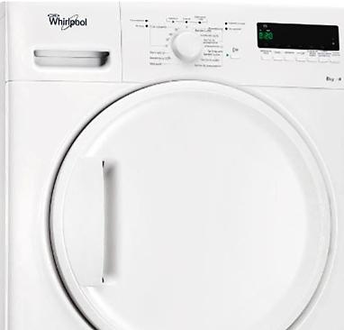 сушильная машина whirlpool коды ошибок и ремонт
