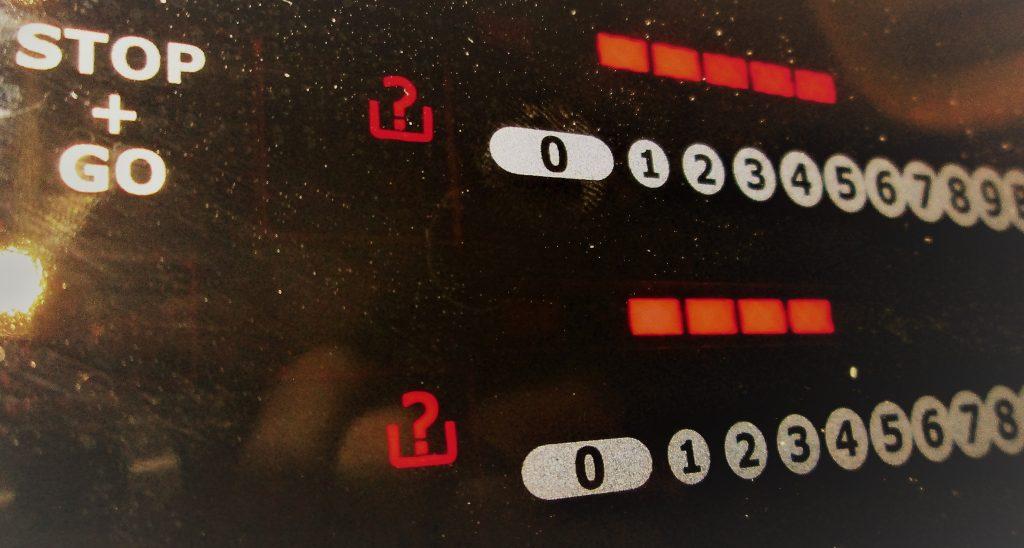 Ошибка F на варочной панели Аег электролюкс