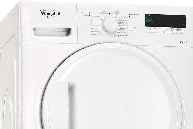 Ремонт сушильных машин Whirlpool