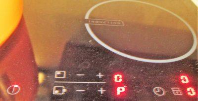Варочная панель Electrolux ошибка E 3 индукционная