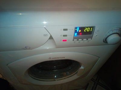 Ремонт стирально-сушильных машин Ariston