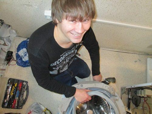отремонтируем вашу стиральную машину