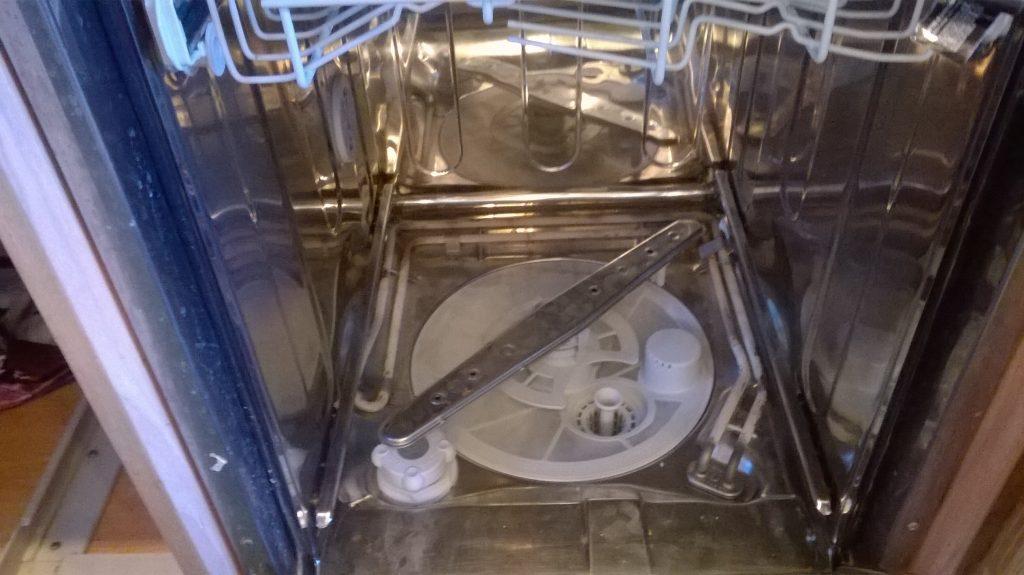 Посудомоечная машина Электролюкс ремонт и диагностика