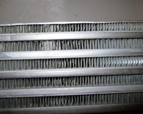 Очистка теплообменника предотвращает поломку сушильной машины