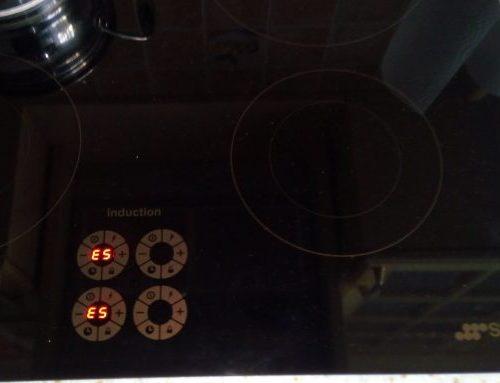 Ошибка E5 на варочной панели Smeg