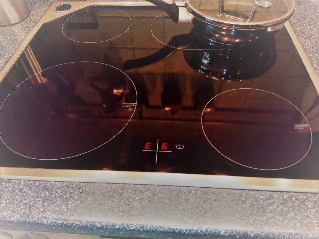 Ремонт варочной панели АЕГ с ошибкой Е6