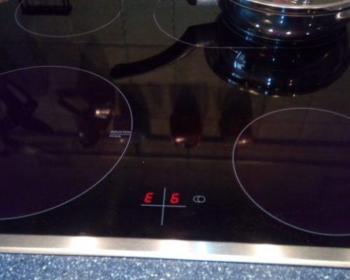 срочный ремонт варочных панелей горенье ошибка E6
