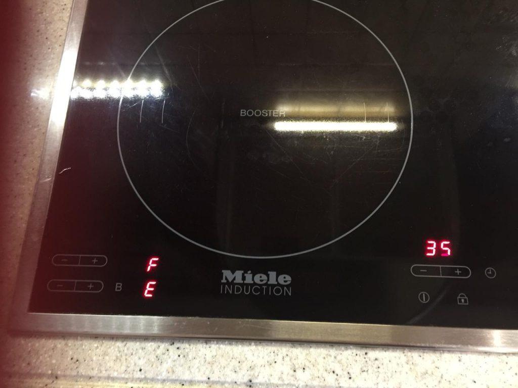 индукционная варочная панель miele fe35