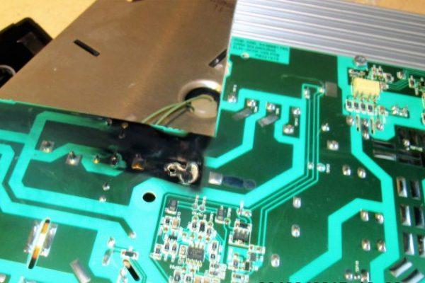 Срочный ремонт индукционных варочных панелей Горенье