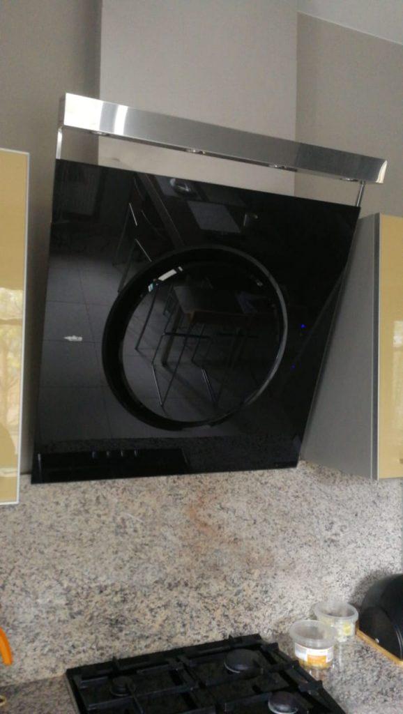 Ремонт платы кухонной вытяжки Elica